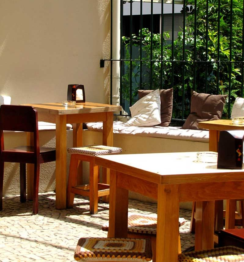 dona mecia terrace in funchal