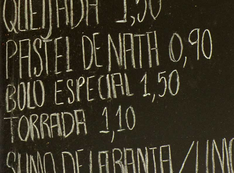 dona mecia in funchal menu