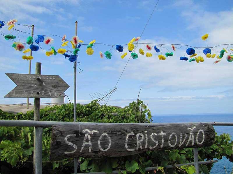 Boaventura wandelingen Madeira