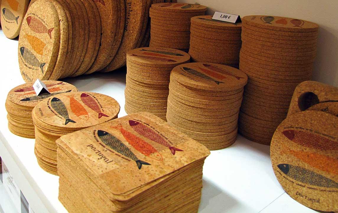 boutique store winkelen funchal madeira kurk