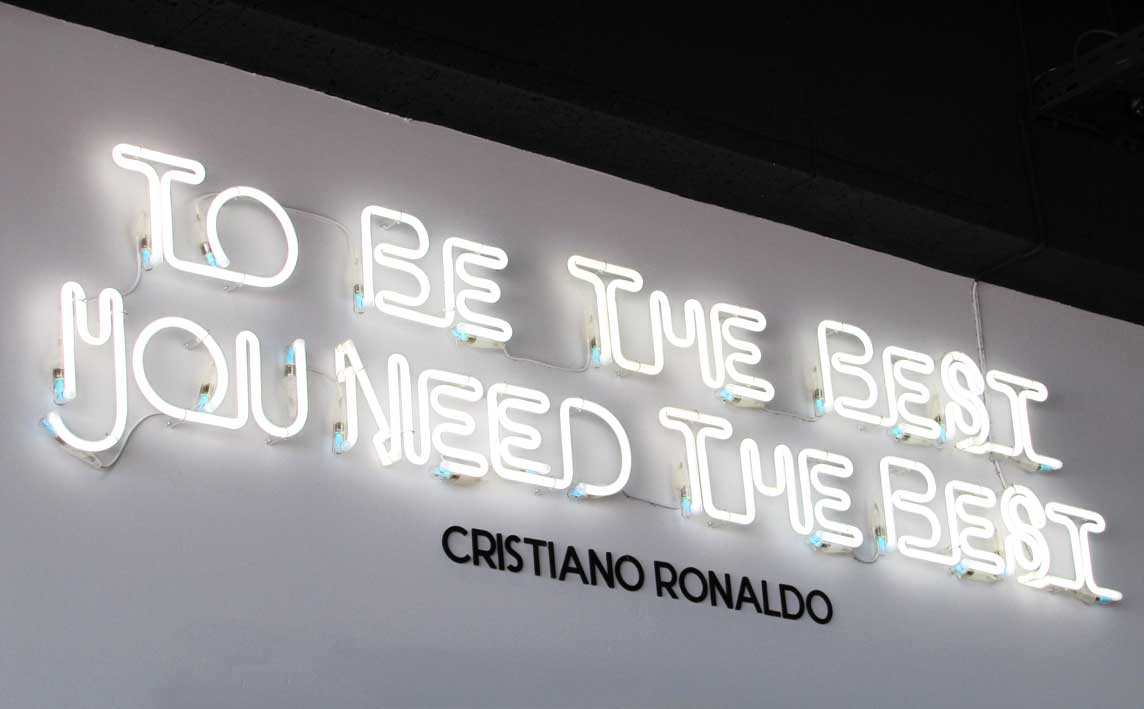 quote ronaldo in madeira hotel ronaldo