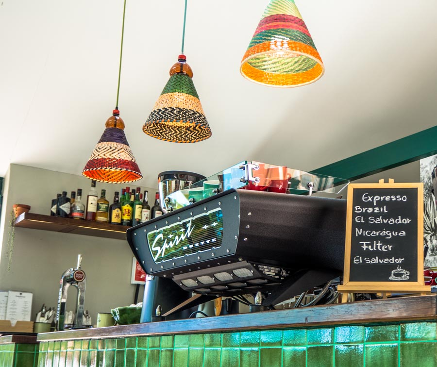 greenhouse coffee roaster monte bar