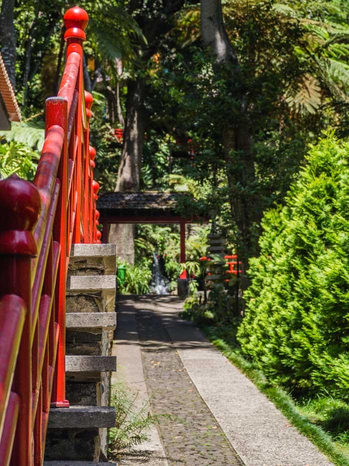 monte palace tropical garden japanse tuinen