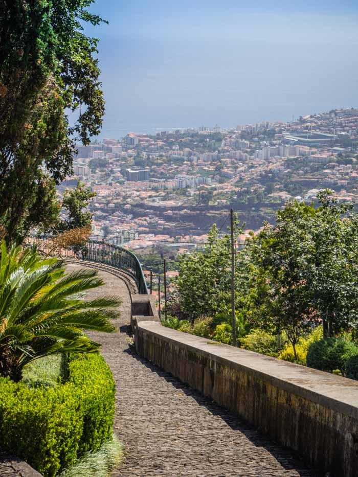 monte palace tropical garden funchal