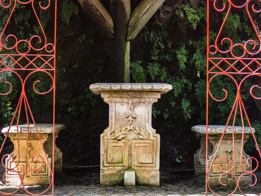 monte palace tropical garden prieeltje