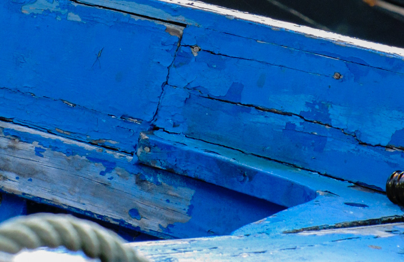 Santa Cruz vissersboot