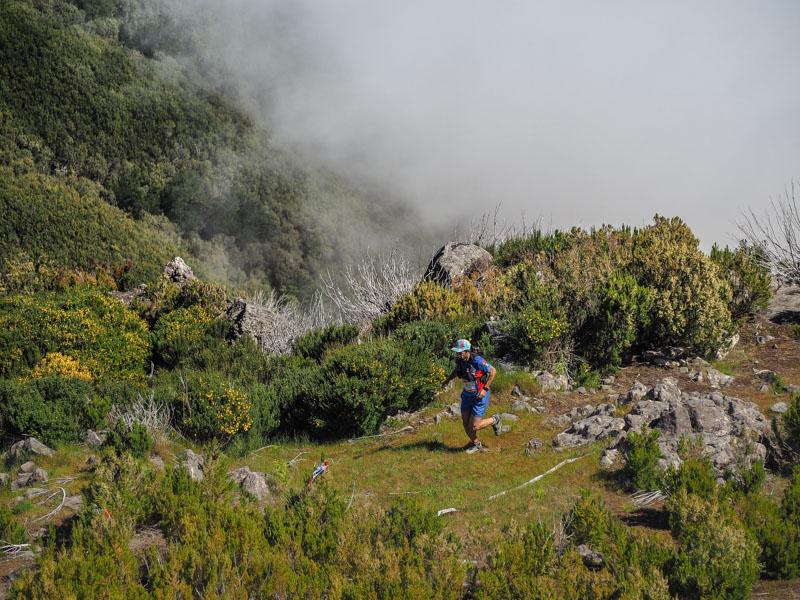 Ulra SkyMarathon Madeira 2018 Santana Sky race