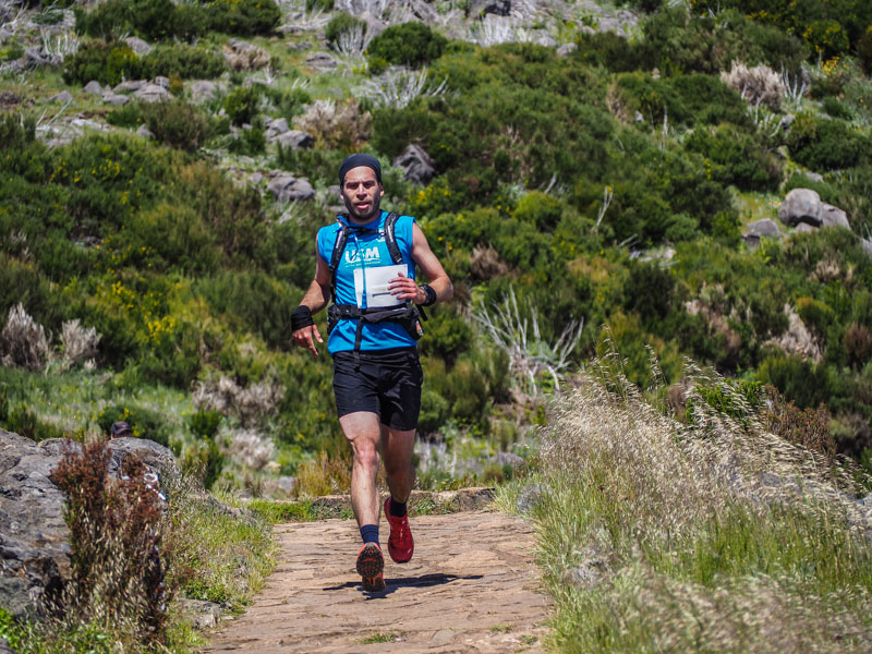 Ultra SkyMarathon Madeira 2018 Santana Sky Race